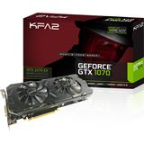 8GB KFA2 GeForce GTX 1070 EX Aktiv PCIe 3.0 x16 (Retail)