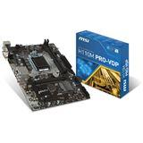 MSI H110M PRO-VDP Intel H110 So.1151 Dual Channel DDR mATX Retail