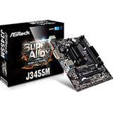 ASRock J3455M SoC So.BGA Dual Channel DDR3 mATX Retail