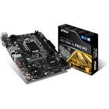 MSI H110M-A PRO M2 Intel H110 So.1151 Dual Channel DDR4 mATX Retail