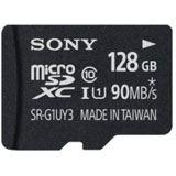 128 GB Sony SRG1UYA microSDXC Class 10 U1 Retail inkl. Adapter auf SD