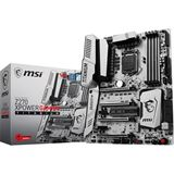 MSI Z270 XPower Gaming Titanium Intel Z270 So.1151 Dual Channel DDR4 ATX Retail