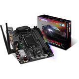 MSI Z270I Gaming Pro Carbon AC Intel Z270 So.1151 Dual Channel DDR4 Mini-ITX Retail