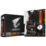 Gigabyte AORUS GA-Z270X-Gaming 5 Intel Z270 So.1151 Dual Channel DDR ATX Retail