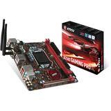 MSI B250I GAMING PRO AC Intel B250 So.1151 Dual Channel DDR Mini-ITX Retail