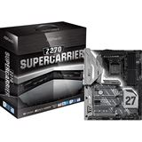 ASRock SuperCarrier Intel Z270 So.1151 Dual Channel DDR4 ATX Retail
