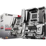 MSI X370 XPOWER GAMING TITANIUM AMD X370 So.AM4 Dual Channel DDR4 ATX Retail