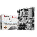 MSI B350 TOMAHAWK ARCTIC AMD B350 So.AM4 Dual Channel DDR4 ATX Retail
