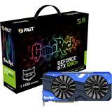 11GB Palit GeForce GTX 1080 Ti GameRock Premium Aktiv PCIe 3.0 x16 (Retail)