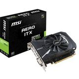 4GB MSI GeForce GTX 1050 Ti AERO ITX Aktiv PCIe 3.0 x16 (Retail)