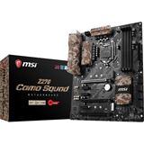 MSI Z270 CAMO SQUAD Intel Z270 So.1151 Dual Channel DDR4 ATX Retail