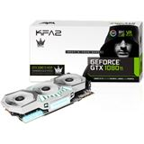 11GB KFA2 GeForce GTX 1080 Ti Hall Of Fame Aktiv PCIe 3.0 x16 (Retail)
