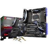 MSI X299 Gaming Pro Carbon AC Intel X299 So.2066 Quad Channel DDR4 ATX Retail