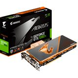 11GB Gigabyte GeForce GTX 1080 Ti AORUS Waterforce WB Xtreme Edition Wasser PCIe 3.0 x16 (Retail)