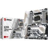 MSI X299 TOMAHAWK ARCTIC Intel X299 So.2066 Quad Channel DDR4 ATX Retail