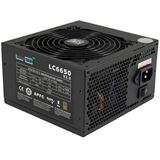 650 Watt LC-Power Super Silent LC6650 80+ Bronze