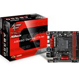 ASRock Fatal1ty AB350 Gaming-ITX/ac AMD B350 So.AM4 Dual Channel DDR4 Mini-ITX Retail