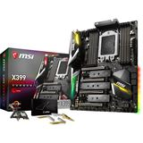 MSI X399 Gaming Pro Carbon AC AMD X399 So.TR4 Quad Channel DDR4 ATX Retail