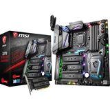 MSI Z370 GODLIKE GAMING Intel Z370 So.1151 Dual Channel DDR4 EATX Retail