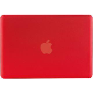 """LogiLink Hartschalen Schutzhülle für MacBook Pro 13"""" Retina rot"""