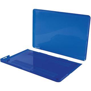 """LogiLink Hartschalen Schutzhülle für MacBook Pro 13"""" königsblau"""