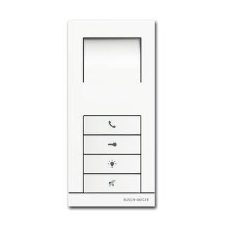 busch jaeger audio innenstation bus welcome ap ws. Black Bedroom Furniture Sets. Home Design Ideas