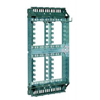 3M FNT-Verteilerkasten VKA8/DINLSA Stbl/Kst VertKasten AP 240DA 170mm IP40 gr
