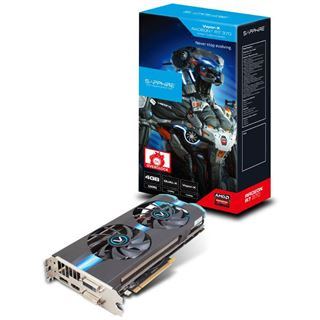 4GB Sapphire Radeon R7 370 Vapor-X Aktiv PCIe 3.0 x16 (Retail)
