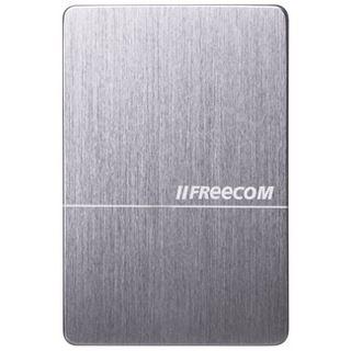 """2000GB Freecom Mobile Drive Metal Slim 56380 2.5"""" (6.4cm) USB 3.0 grau"""
