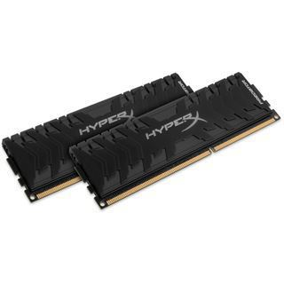 8GB HyperX Predator DDR3-2666 DIMM CL11 Dual Kit