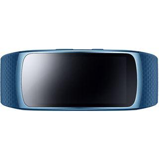 Samsung Gear Fit2 Large (155-210mm) blau