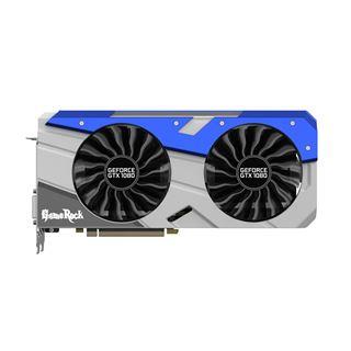8GB Palit GeForce GTX 1080 GameRock Premium Edition inkl. G-Panel Aktiv PCIe 3.0 x16 (Retail)