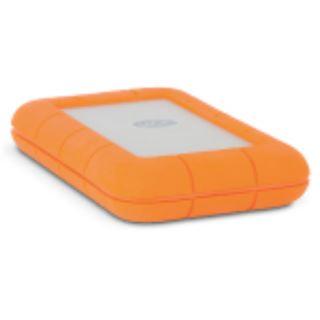 "2000GB LaCie Rugged STEV2000400 2.5"" (6.4cm) Thunderbolt / USB 3.0 schwarz/orange"