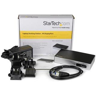 Startech 4K Displayport Notebook Dockingstation