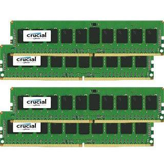 32GB Crucial CT4K8G4RFS4213 DDR4-2133 regECC DIMM CL15 Quad Kit