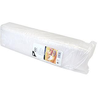 Papstar Verpackungsbecher eckig ohne Deckel 250ml