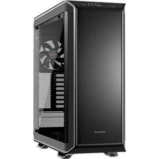 be quiet! Dark Base Pro 900 gedämmt mit Sichtfenster Big Tower ohne Netzteil schwarz/silber