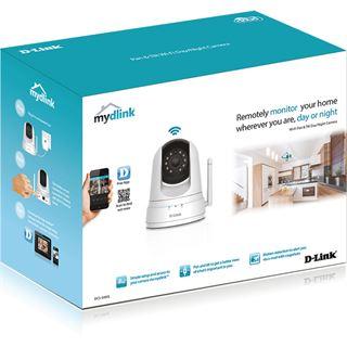 D-Link Wireless N Tag&Nacht Pan&Tilt Camera