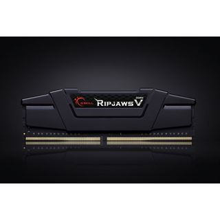 32GB G.Skill RipJaws V schwarz DDR4-3333 DIMM CL16 Dual Kit