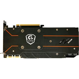 8GB Gigabyte GeForce GTX 1080 Xtreme Gaming Wasser PCIe 3.0 x16 (Retail)