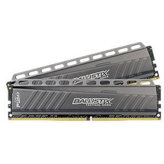 16GB Crucial Ballistix Tactical DDR4-3000 DIMM CL15 Dual Kit