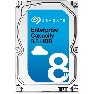 "8000GB Seagate Enterprise Capacity 512E ST8000NM0105 256MB 3.5"" (8.9cm) SATA 6Gb/s"