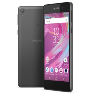 Sony Xperia E5 16 GB schwarz