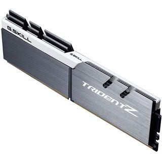 16GB G.Skill Trident Z silber/weiß DDR4-3200 DIMM CL15 Dual Kit