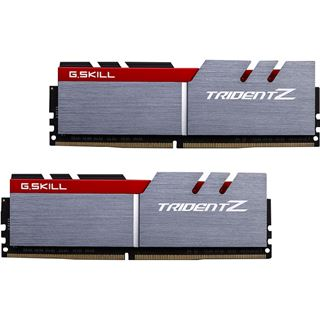 32GB G.Skill Trident Z DDR4-3200 DIMM CL16 Single