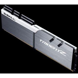 16GB G.Skill Trident Z silber/weiß DDR4-3333 DIMM CL16 Dual Kit