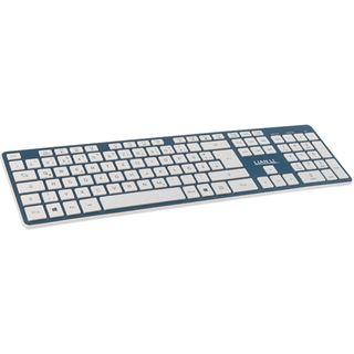 Lian Li TerminAl KB01 USB und Bluetooth Englisch blau (kabellos)