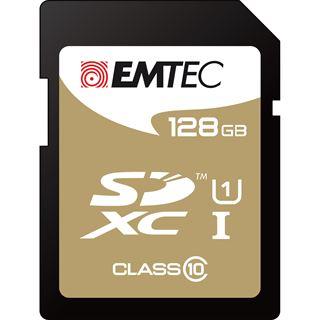 128 GB EMTEC Jumbo Ultra Gold microSDXC Class 10 U1 Retail