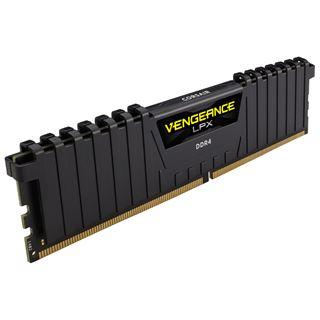 32GB Corsair Vengeance LPX schwarz DDR4-2400 DIMM CL16 Dual Kit