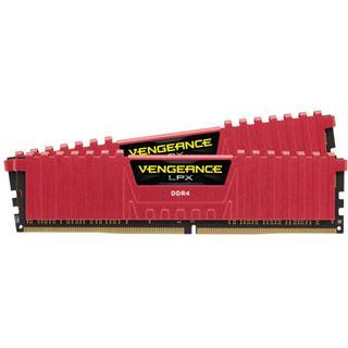 8GB Corsair Vengeance LPX rot DDR4-3600 DIMM CL18 Dual Kit